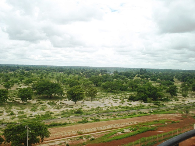 Quelque part à Ouaga (Ph : Depuis Ouaga)